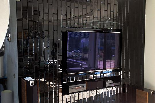 panele ozdobne szklane