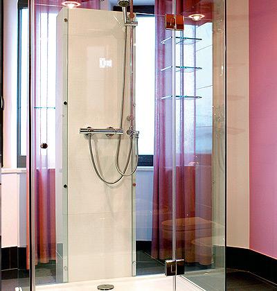 szklane kabiny prysznicowe