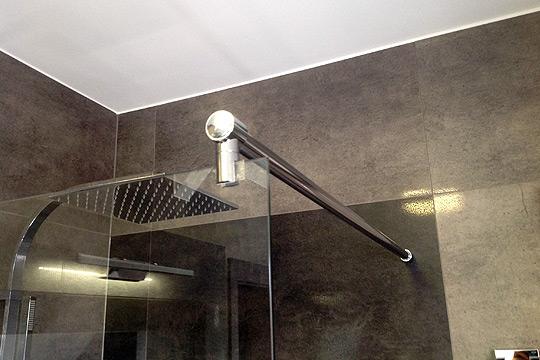 kabiny prysznicowe - detale