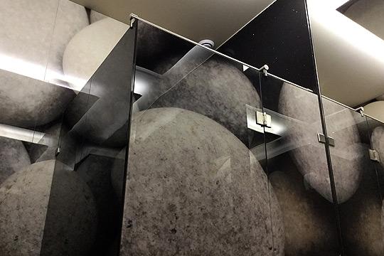 łazienkowe panele szklane